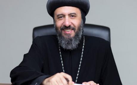 His Grace Bishop Angaelos